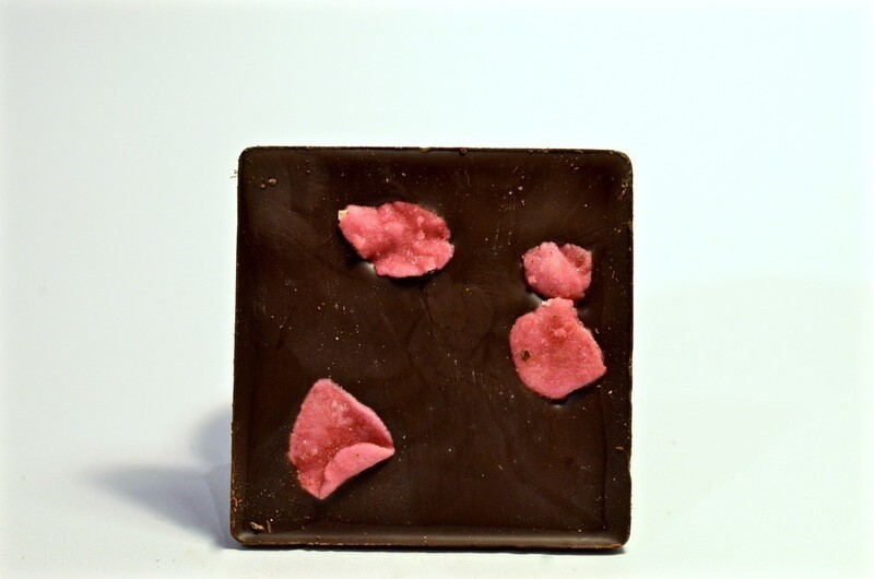 Belu Choco Bar Rose