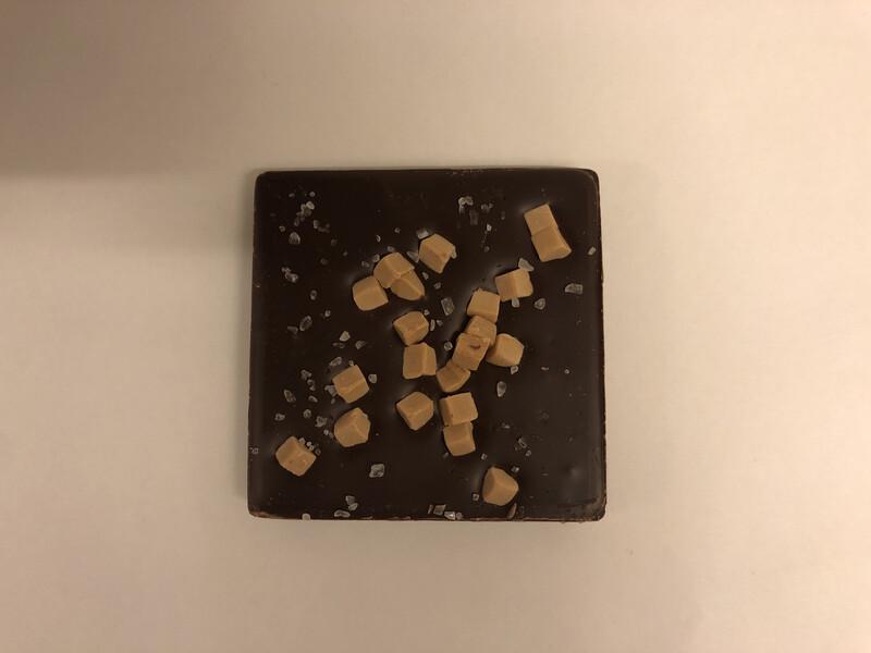 Belu Choco Bar Sea Salt Caramel