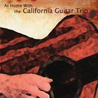 At Home With the California Guitar Trio 0141