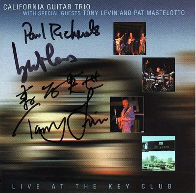Live At The Key Club (MP3 Download) 0028