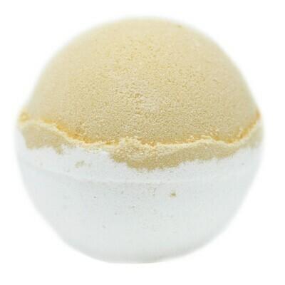 Lemon Meringue Pie Bath Bomb