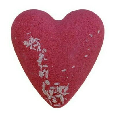 Megafizz Bath Heart - Sweet Heart