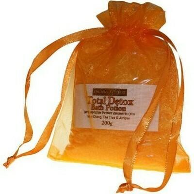 Total Detox Potion - May Chang, Tea Tree & Juniper - 200gr