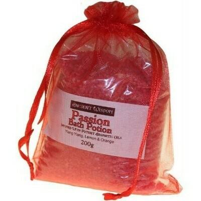 Passion Potion - Ylang Ylang, Lemon & Orange - 200gr