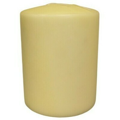 Church Candle - Three Wicks - 200 x 150mm