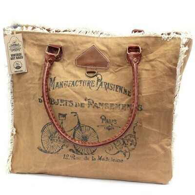 Vintage Bag - D'object de Pansements