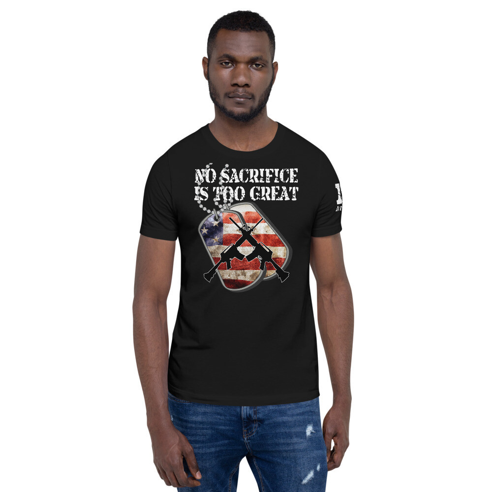 Warrior Class Color Short-Sleeve Unisex T-Shirt