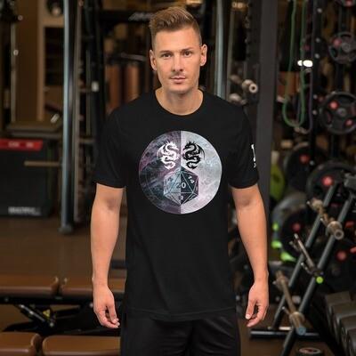 DM Shield Color Short-Sleeve Unisex T-Shirt