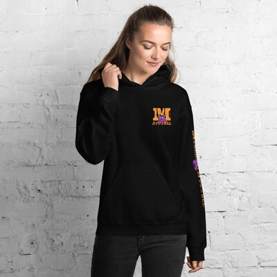 Merch.Beast.Apparel Color Fan Gear Unisex Hoodie