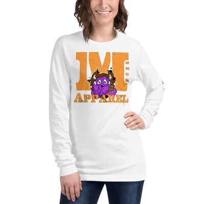 Merch Beast Apparel Fan Gear Unisex Long Sleeve Tee
