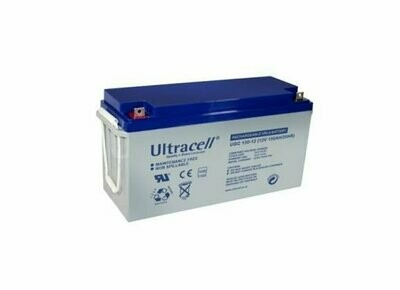 BATTERIA   ULTRACELL  GEL   150  AH  UCG 150- 12
