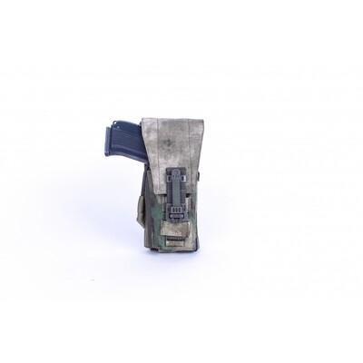 Кобура универсальная с клапаном на бесшумной пряжке