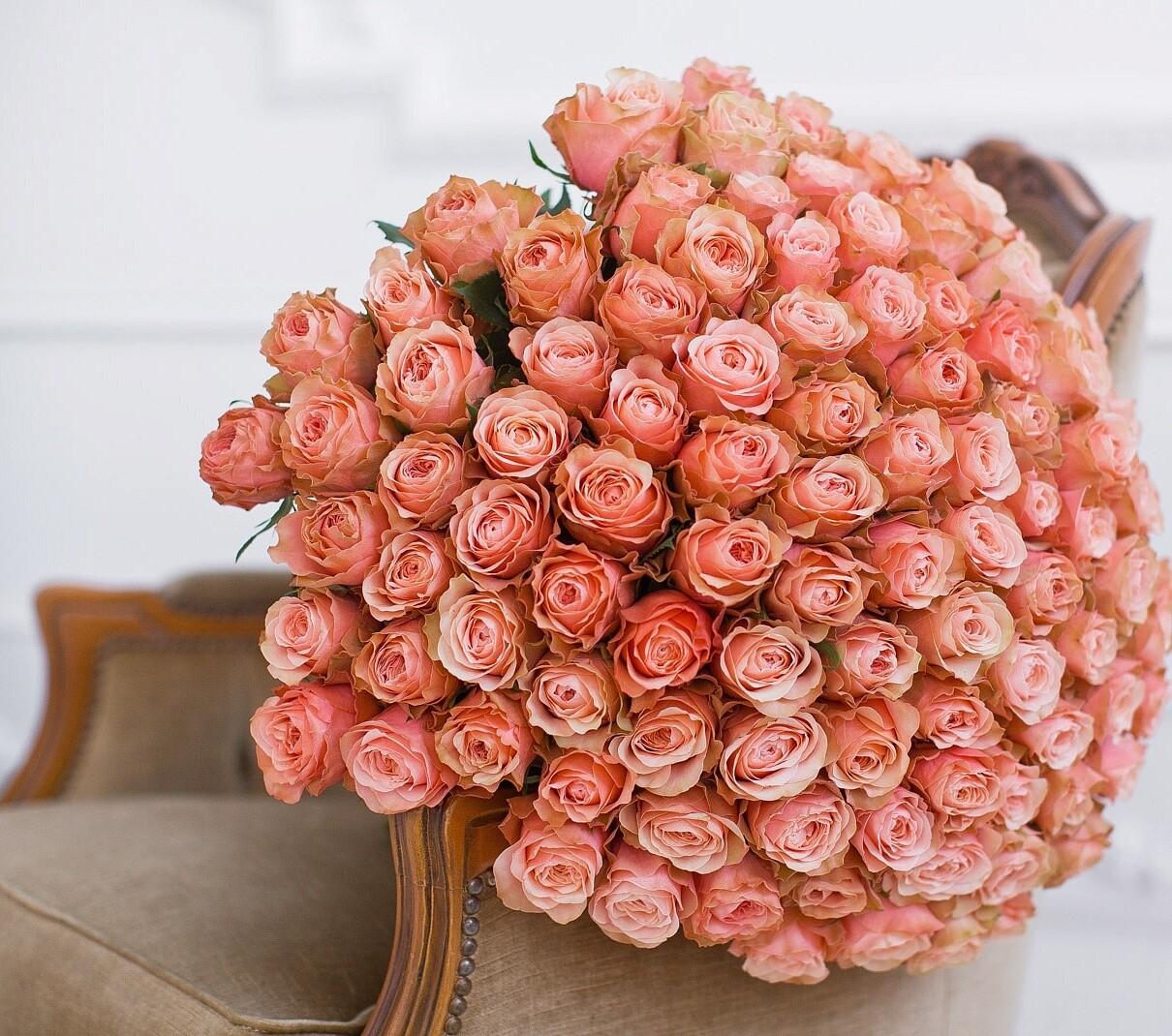 """101 Роза""""Кахала"""""""