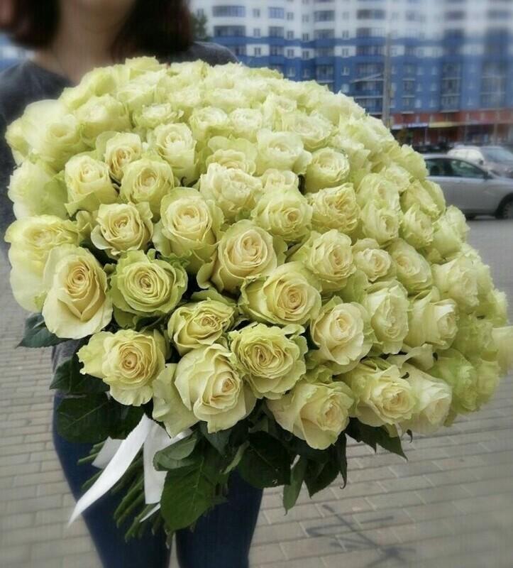 51 роза (Эквадор) Мондиаль