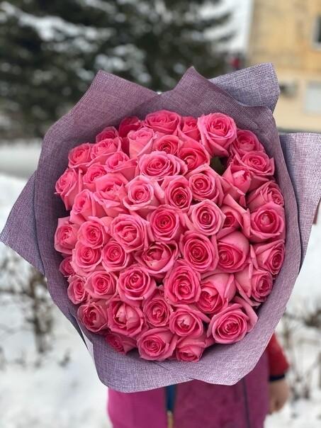 51 роза (Россия) Ревиваль Свит