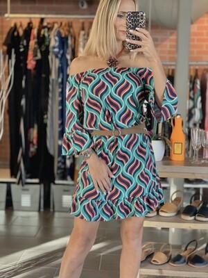 Fluity Cigana Dress SPF 50+