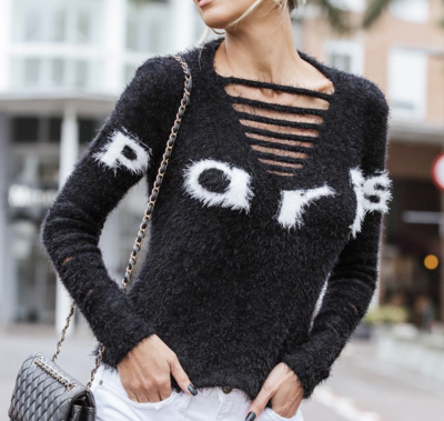 Sweater Paris - One Size