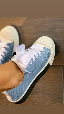 Leather Sneakers (3 styles/colors)