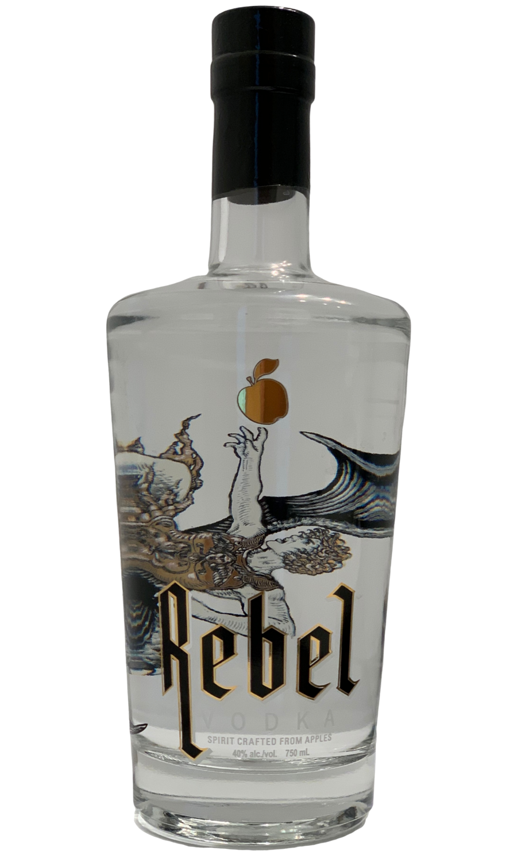 Rebel Vodka