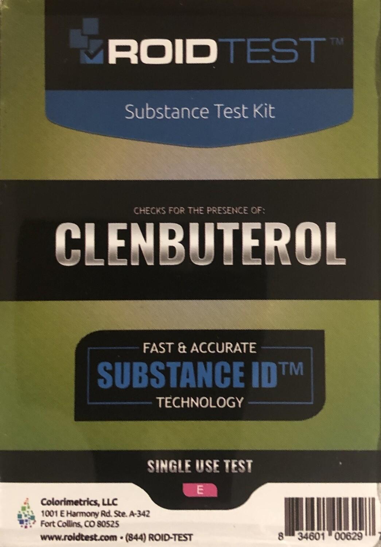 Clenbuterol Tester