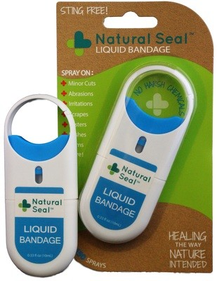 Natural Seal On the Go