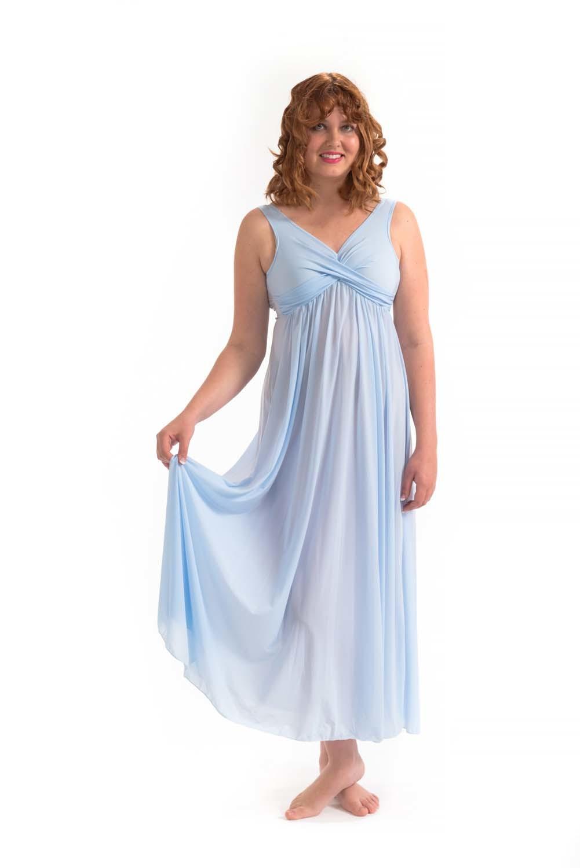 Aphrodite Full Length Gown