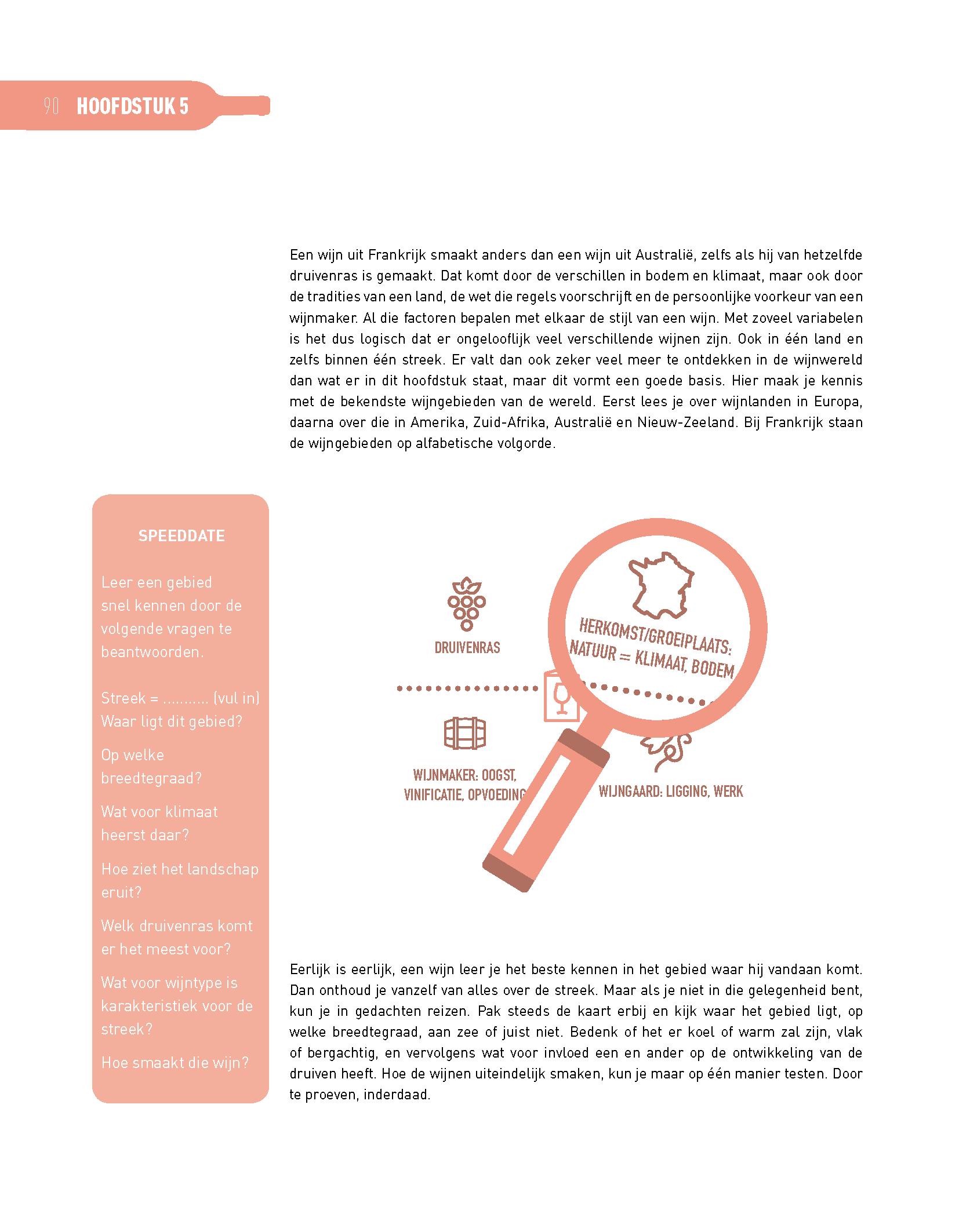 Cursusboek: Ik weet meer van wijn - SDEN-Niveau 2