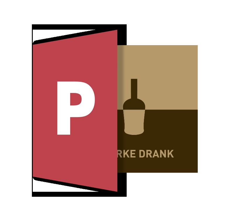 Powerpoint Presentatie: Ik weet wat van sterke drank - SDEN-Niveau 1