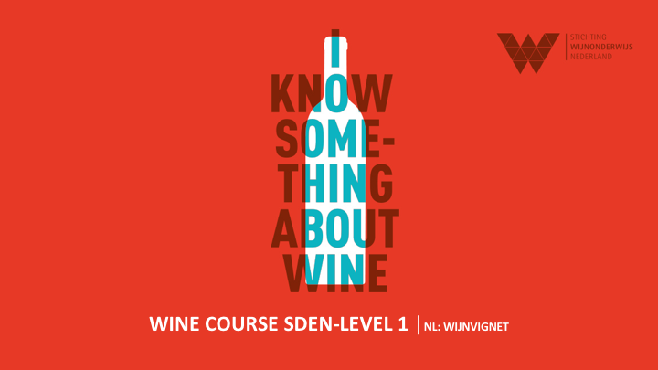 Powerpoint Presentation: I KNOW SOMETHING ABOUT WINE - SDEN-LEVEL 1 (English)