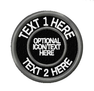 Create Your Own Round Patch