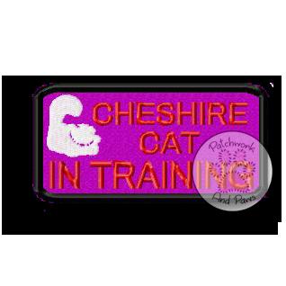 Cheshire Cat In Training