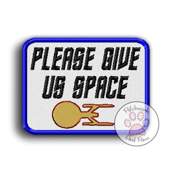 Please Give Us Space - Star Trek