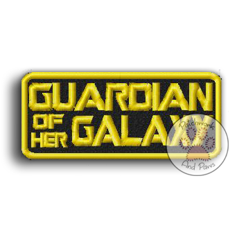 Guardian of her Galaxy