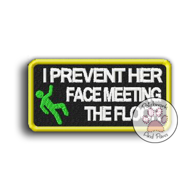 I Prevent Her Face Meeting The Floor