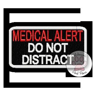 Medical Alert DND