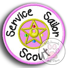 Service Sailor Scout
