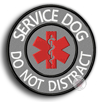 Service Dog Do Not Distract