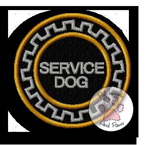 Service Dog - Gear Design