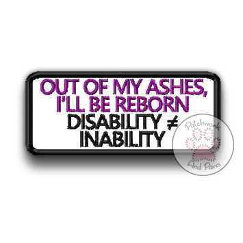 Out Of My Ashes