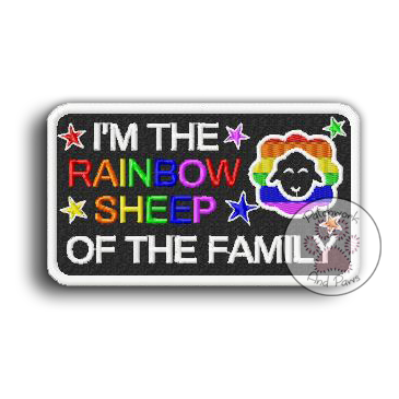 I'm The Rainbow Sheep