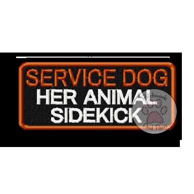 Service Dog - Animal Sidekick