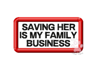 Saving Her/Him/Them Is My Family Business