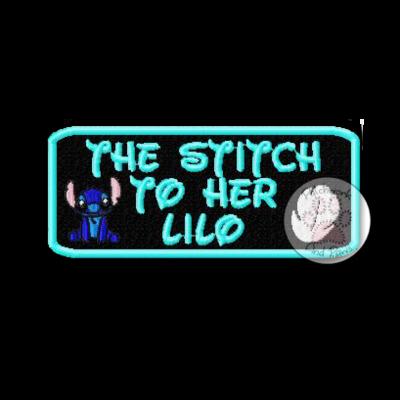 The Stitch To Her Lilo