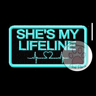 She's My Lifeline