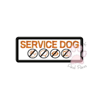Service Dog - Symbols