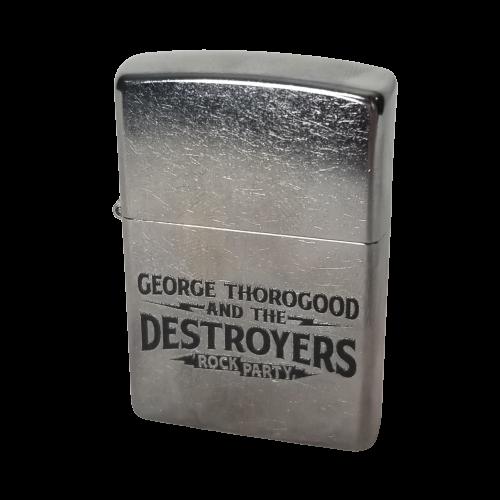 George Thorogood Zippo Lighter