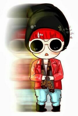 G-DRAGON Handmade Clay Doll Exclusive (Pre-Order)
