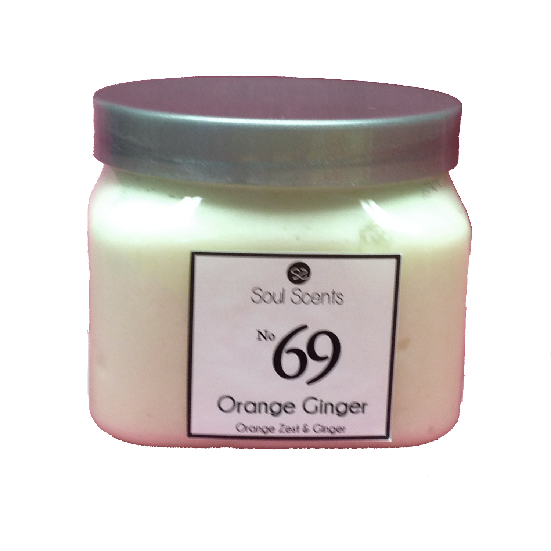 Orange Ginger #69