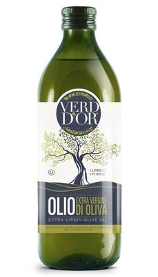 Olio Extra Vergine di Oliva Verde Oro 1 lt