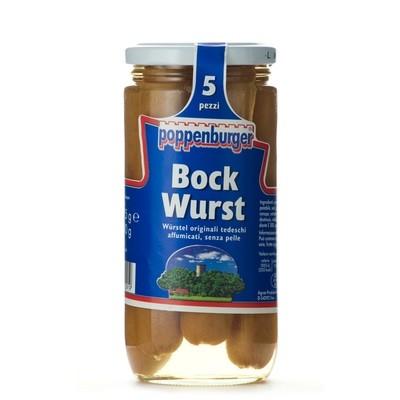 Wurstel Bockwurst Poppenburger 380 gr